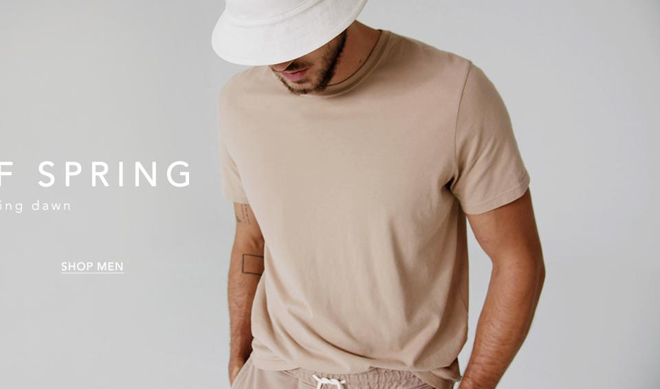Spring 21 Collection for Men