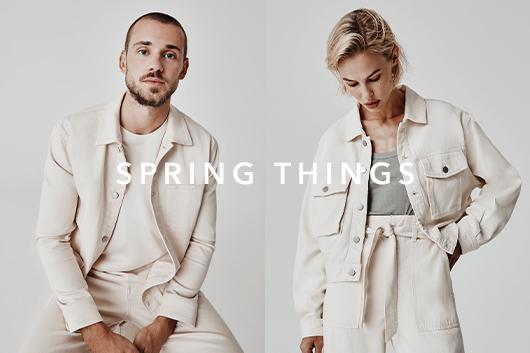Shop the latest trend from our Spring collection