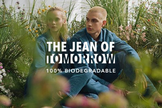 Introducing The Jean of Tomorrow - The most sustainable capsule ever made.