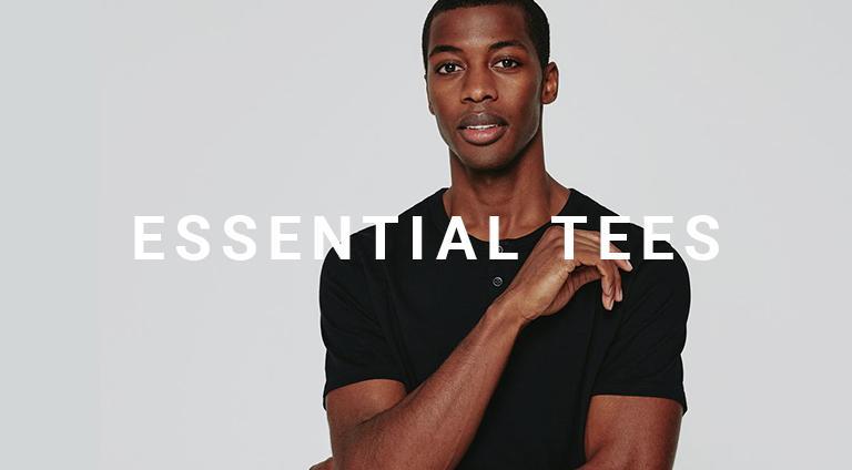 Shop men essential tees at Big Star Denim
