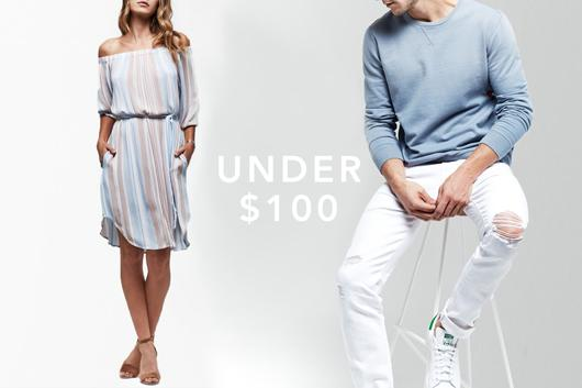 Shop Styles Under $100