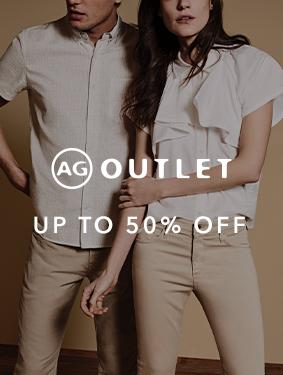 Save up to 50 percent off at AG Jeans Outlet online store