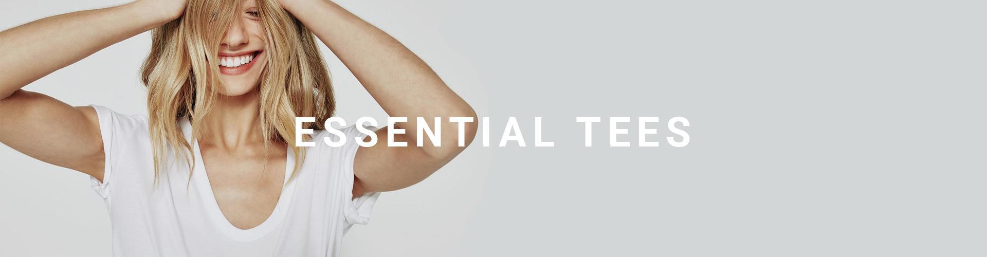 Shop women's essential tees on Big Star Denim