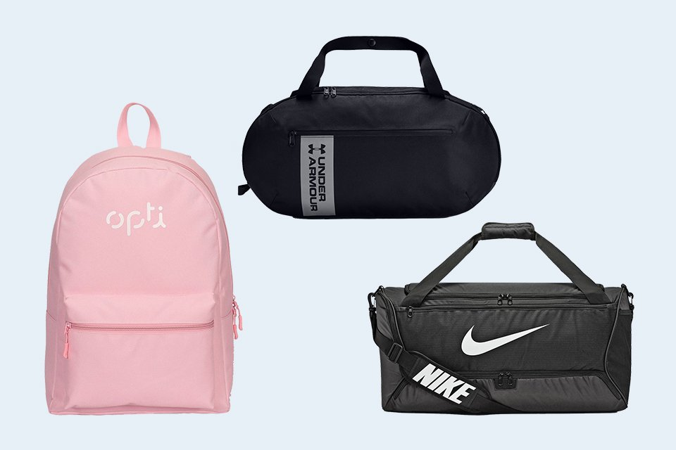 Sports & PE bags.