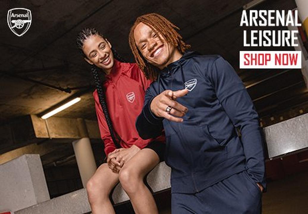 Arsenal leisure hoodies, t-shirts
