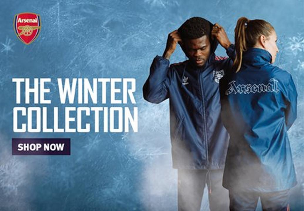 The Arsenal Winter Shop