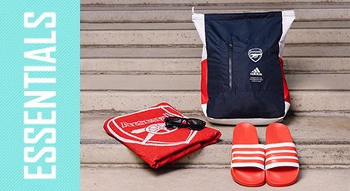 Arsenal Summer Essentials