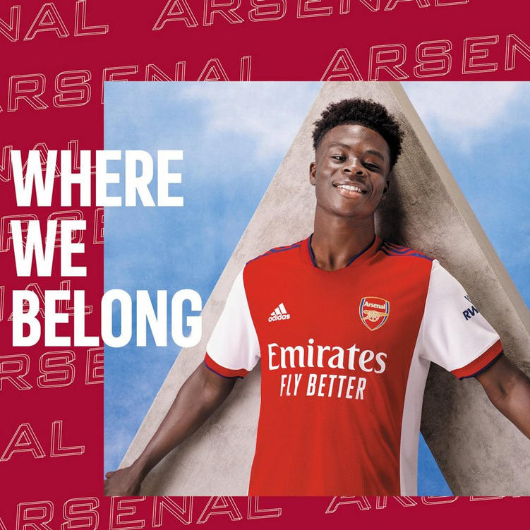 Arsenal Direct   Official <b>Online</b> Store   Buy Your 21/22 Kit Now!