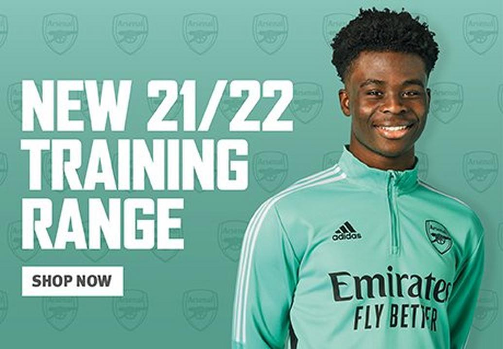 New 21/22 training range