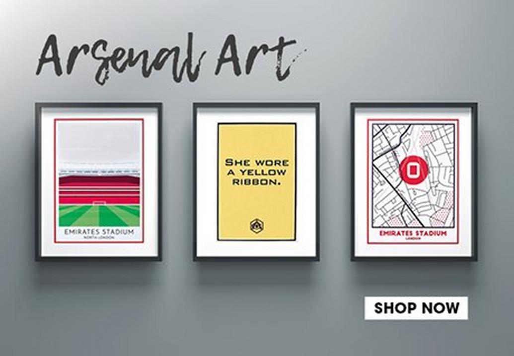 Arsenal Art Stadium Prints