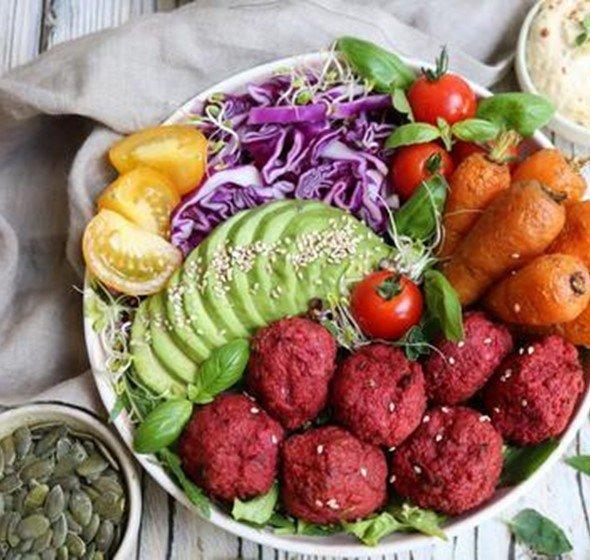Vegan Savoury products
