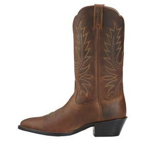 Women's Heritage R Toe Western Boot