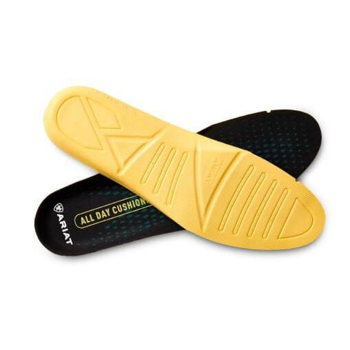 All Day Cushioning Round Toe Insole