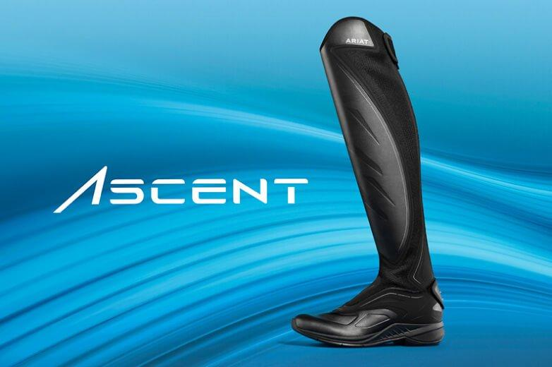 ascent tall boots