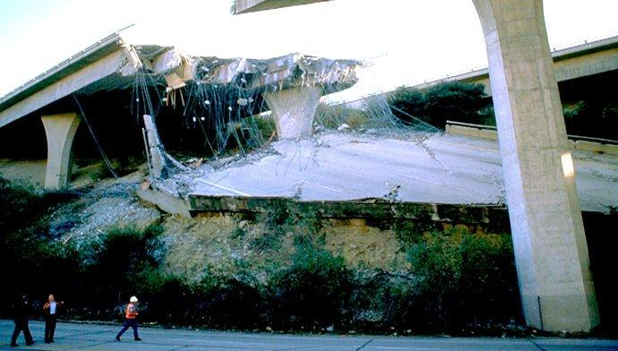 1994 Northridge Quake killed 57 people and cost $20 billion in damage