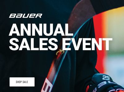 Annual Sales Event