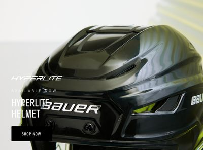 HyperLite Helmet