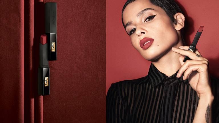 :YSL Rouge Pur Couture Slim Velvet Radical Lipstick