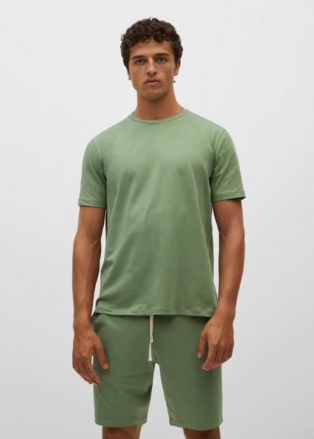 Mango - green Organic cotton pyjama pack, Men