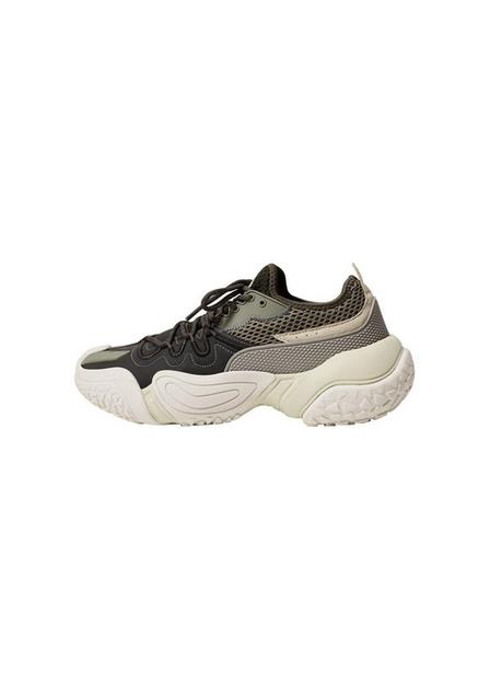 Mango - Grey Maxi Sole Sneakers, Men