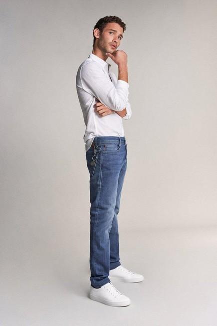Salsa Jeans - Blue Lima spartan medium-light rinse jeans