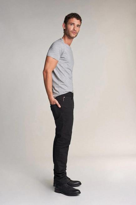 Salsa Jeans - Black Lima tapered jeans in black