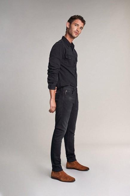 Salsa Jeans - Black Skinny premium flex super stretch clash jeans