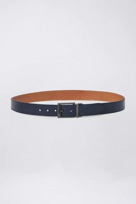 Salsa Jeans - Blue Reversible leather belt
