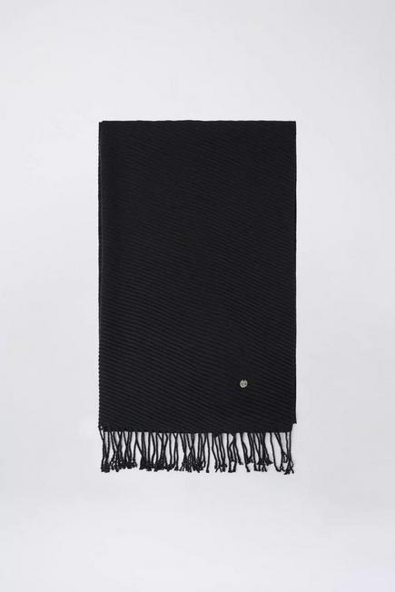 Salsa Jeans - Black Scarf with a ribbon