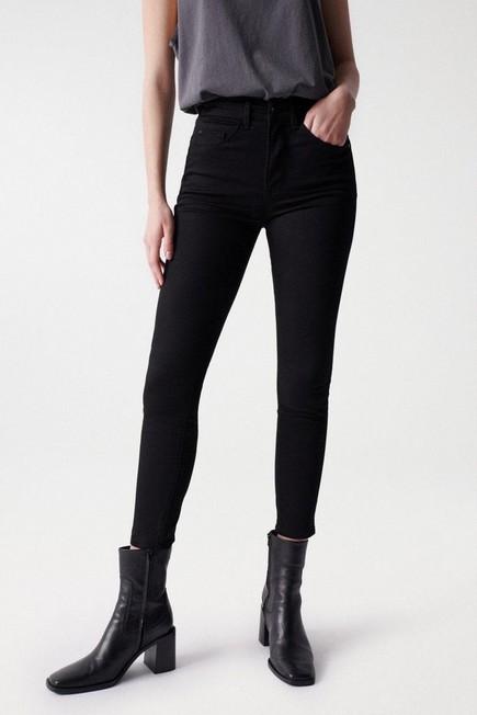 Salsa Jeans - Black Black Secret Glamour cropped