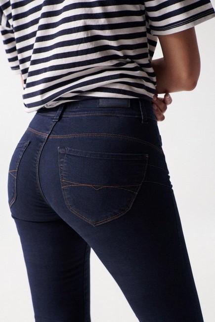 Salsa Jeans - Blue Secret Push In Skinny Jeans, Women