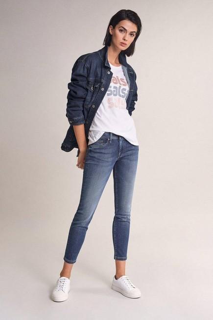 Salsa Jeans - Blue Colette cropped jeans