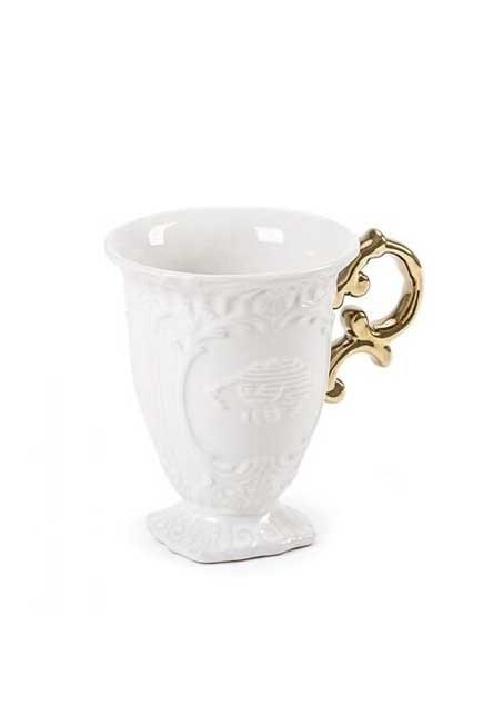 Seletti - I-Wares Mug Gold