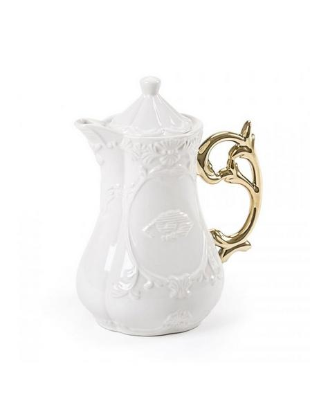 Seletti - I-Wares Teapot Gold