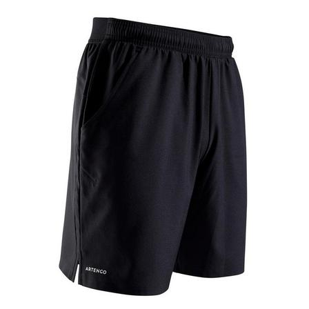 ARTENGO - 2XL  Dry 500 Tennis Shorts, Black