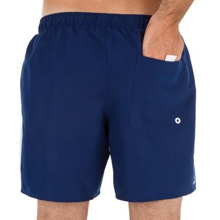 OLAIAN - Large  Hendaia Short Boardshorts - NT, Galaxy Blue
