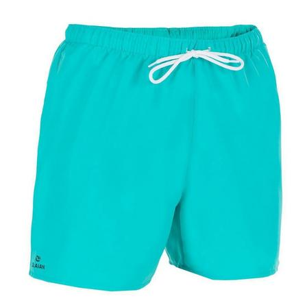 OLAIAN - Small  Hendaia Short Boardshorts - NT, Aquamarine