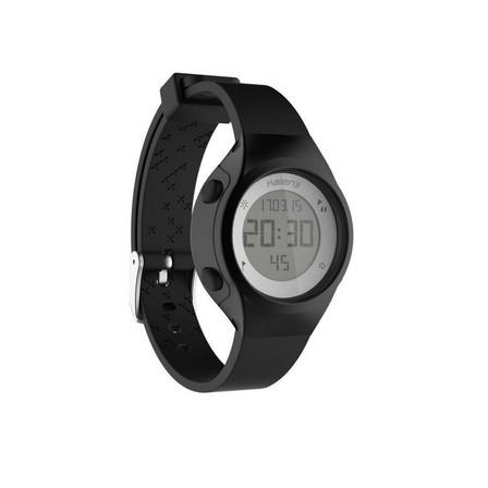 KALENJI - Unique Size  W500 S women's running watch, Black