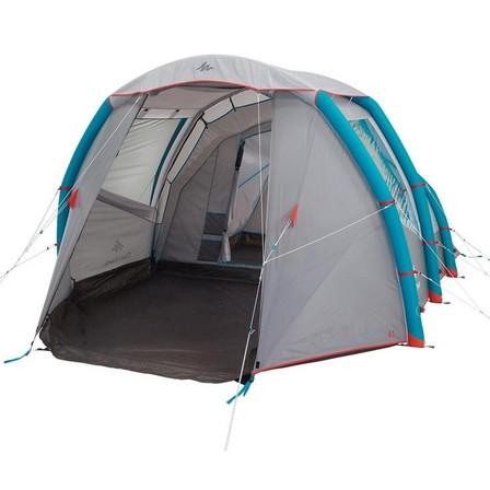 QUECHUA - Unique size  Inflatable camping tent - Air Seconds 4.1 - 4 Person - 1 Bedroom, Default