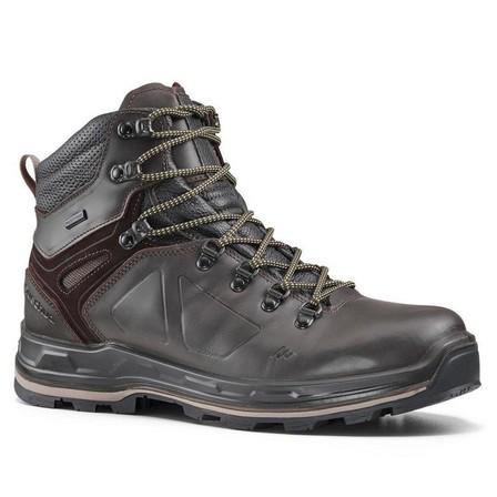 FORCLAZ - EU 42  Trek500 Men's Trekking Boots, Deep Shale
