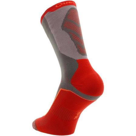 QUECHUA - EU 35-38  High Mountain Hiking Socks. MH 520 2 Pairs, Granite