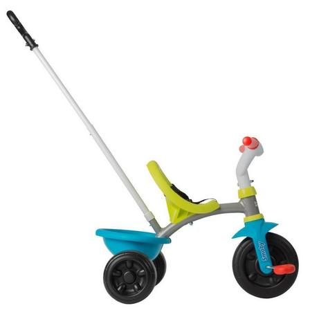SMOBY - 12  Be Move Kids' Tricycle - Blue/Green, Blue