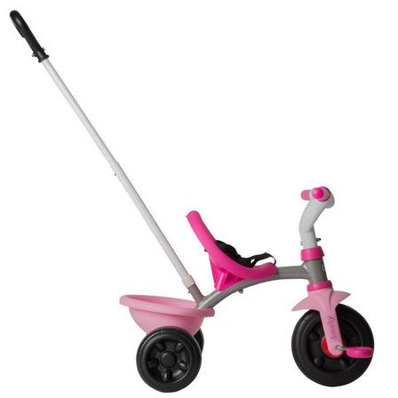 SMOBY - 12  Be Move Kids' Tricycle - Pink, Pink