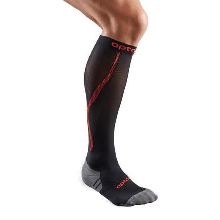 APTONIA - 2.5-5 EU35-38 M  Compression Sock, Black