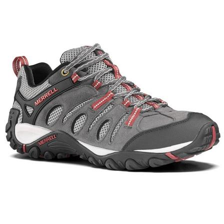MERRELL - EU 42  Men's Mountain Walking Shoes - Merrell Crosslander - Grey, Light Grey