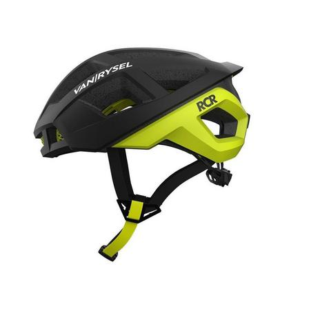 VAN RYSEL - Extra Large  Racer Cycling Helmet, Black