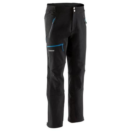 SIMOND - Medium  Men's Mountaineering Trousers - Alpinism Black, Black