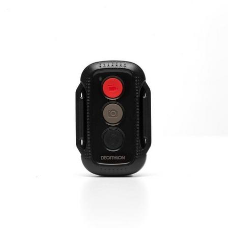 ROCKRIDER - Unique Size  Bluetooth Remote Control for G-EYE 500 (2017) and 900 Cameras, Black