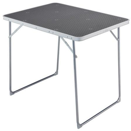 QUECHUA - Unique Size  Folding Camping Table 2 to 4 People, Default