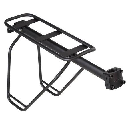 ELOPS - Unique Size  500 Seat Post Pannier Rack, Black